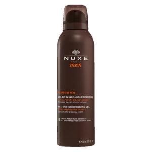 Nuxe Men Rasage De Rêve Anti Irritation Shaving Gel 150ml
