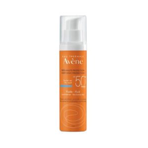 Avène Perfume-Free Solar Fluid Spf50 + 50ml