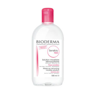 Bioderma Sensibio H2O Make Up Removing Micelle Solution 500ml