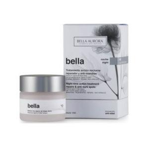 Bella Aurora Night Time Action Treatment Repairs And Anti Dark Spots 50ml