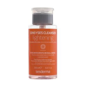 Sesderma Sensyses Cleanser Lightening Make-Up Remover 200ml