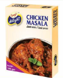 Tony's Delight Chicken Masala - Pack Size - 24x150gm