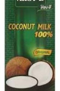 Aroy-D Coconut Milk UHT 1000ml - Pack Size - 12x1000ml