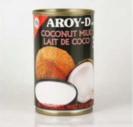 Aroy-D Coconut Milk 400ml - Pack Size - 24x400ml