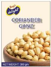 Tony's Delight Coriander Whole 300gm - Pack Size - 10x300gm