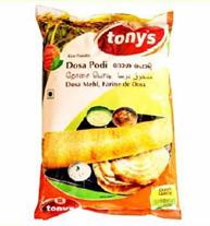 Tony's Delight Dosa Podi - Pack Size - 10x1kg