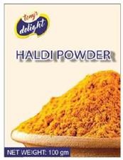 Tony's Delight Haldi Powder 100gm - Pack Size - 20x100gm