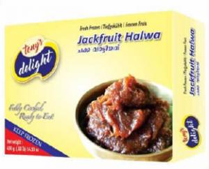 Tony's Delight Halwa Jackfruit - Pack Size - 28x400gm