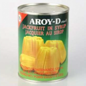 Aroy-D Jackfruit in Syrup - Pack Size - 24x565gm