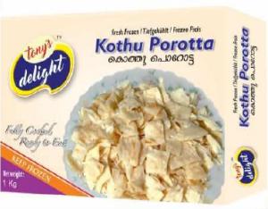 Tony's Delight Kothuporotta 1kg - Pack Size - 18x1kg