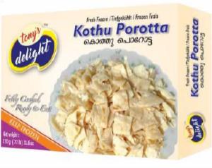 Tony's Delight Kothuporotta 330gm - Pack Size - 28x330gm