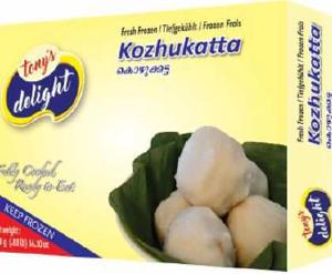 Tony's Delight Kozhukkatta - Pack Size - 28x400gm