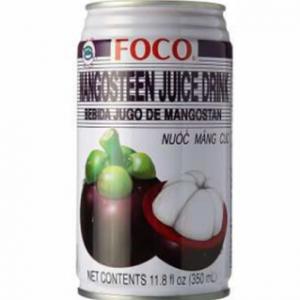 FOCO Mangosteen Juice - Pack Size - 24x350ml