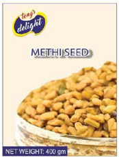 Tony's Delight Methi Seed 100gm - Pack Size - 20x100gm