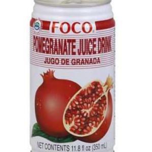 FOCO Pomegranate Juice - Pack Size - 24x350ml