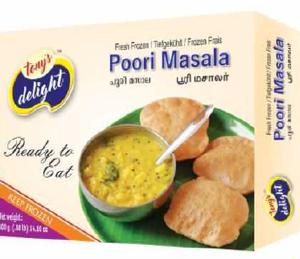 Tony's Delight Poori Masala - Pack Size - 28x400gm