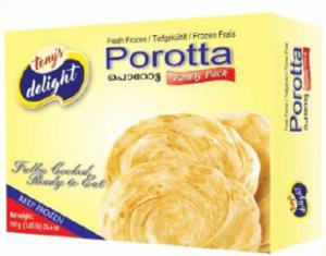 Tony's Delight Porotta Family - Pack Size - 24x750gm