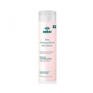 Nuxe Micellar Cleansing Water With Rose Petals 400ml