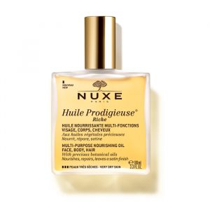 Nuxe Huile Prodigieuse Riche Very Dry Skin 100ml