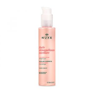 Nuxe Micellar Cleansing Oil With Rose Petals 150ml