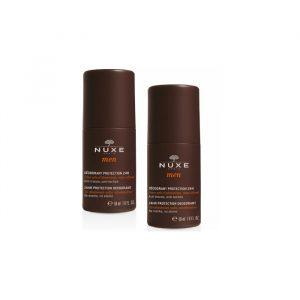Nuxe Men Deodorant Protection 24h 2x50ml