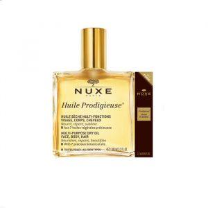 Nuxe Huile Prodigieuse Dry Oil Multi Function 100ml Set 2 Pieces