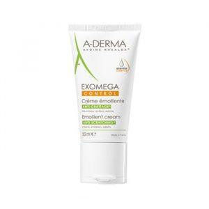 A-Derma Exomega Control Emollient Cream 50ml