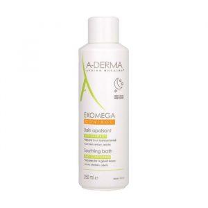 A-Derma Exomega Control Soothing Bath 250ml