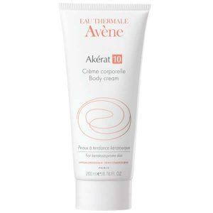 Avene Akerat 10 Body Cream 200ml