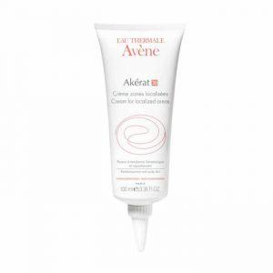 Avene Akerat 30 Cream For Localized Areas 100ml