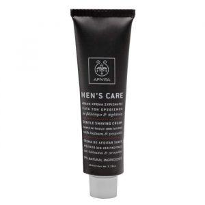 Apivita Mens Care Gentle Shaving Cream 100ml