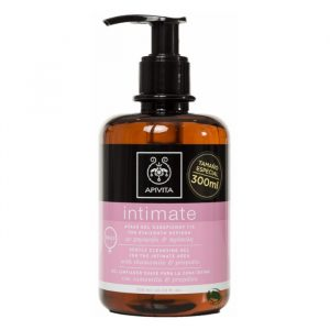 Apivita Gentle Cleansing Gel for the Intimate Area for Daily Use 300ml