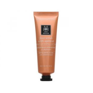 Apivita Gentle Facial Exfoliating Mask With Peach 50ml