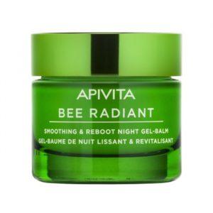 Apivita Bee Randiant Smoothing & Reboot Night Gel-Balm 50ml