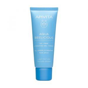Apivita Aqua Beelicious Oil Free Hydrating Gel Cream 40ml