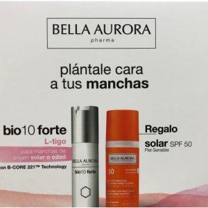 Bella Aurora Bio10 Forte L-Tigo Anti-Blemish 30ml Set 2 Pieces