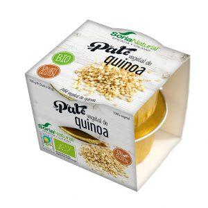 Alecosor Pate Quinoa Faja 2 X 50g