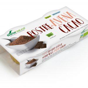 Alecosor Postre De Avena Con Chocolate