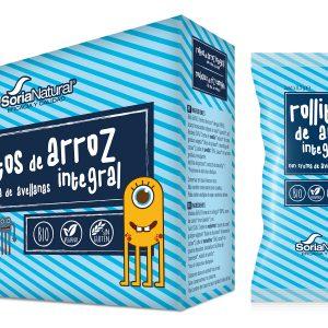 Alecosor Rollitos De Arroz Pack 4 Unidades