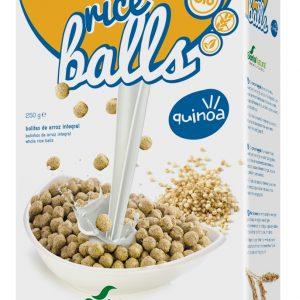 Alecosor Rice Balls Bolitas De Arroz Con Quinoa