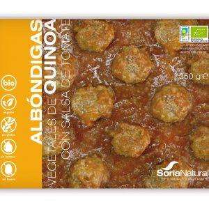 Alecosor Albondigas De Quinoa Bio