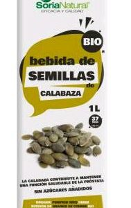 Alecosor Pack Bebida De Semillas De Calabaza Bio