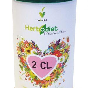 Novadiet Herbodiet 2 Cl 80g