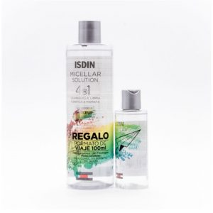 Isdin Micellar Solution 4 In 1 400ml Set 2 Pieces