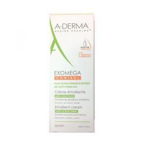 A-Derma Exomega Control Cream Dry Skin 50ml