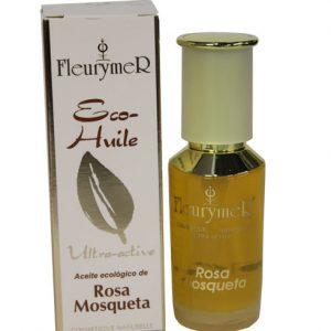 Aceite De Rosa Mosqueta Bio 30ml Fleurymer