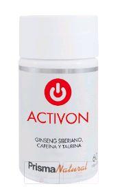 Activon Energy 60 Caps Prisma Natural