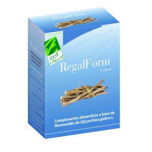 100%natura Regalform 60 Perlas