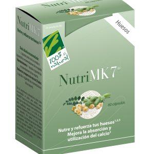 100%natura Nutrimk7 Huesos 60 Capsulas