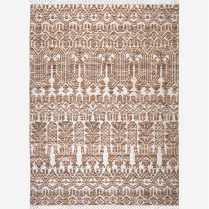 Carpet ALCAMO Ivory Mustard 160X230 CM